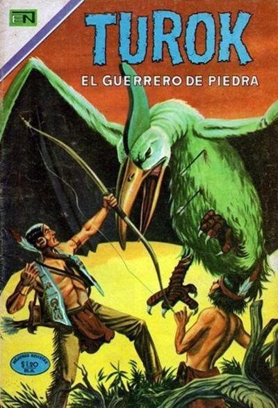 Cover for Turok (Editorial Novaro, 1969 series) #5