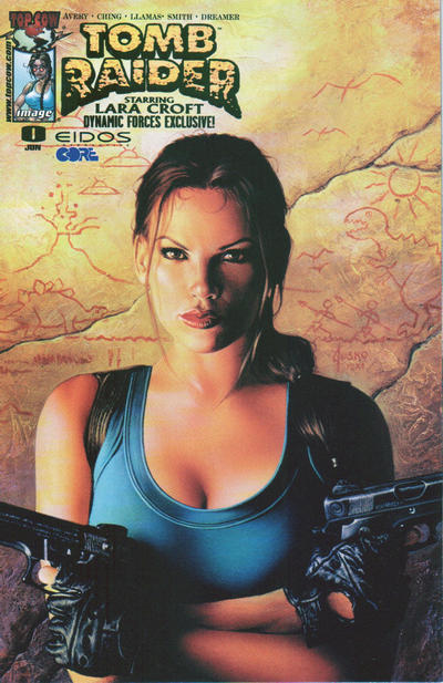 Cover for Tomb Raider: The Series (Image, 1999 series) #0