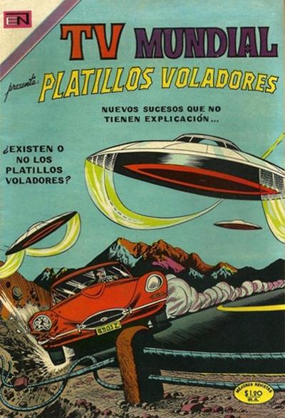 Cover for TV Mundial (Editorial Novaro, 1962 series) #188