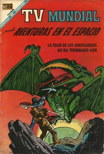Cover for TV Mundial (Editorial Novaro, 1962 series) #117