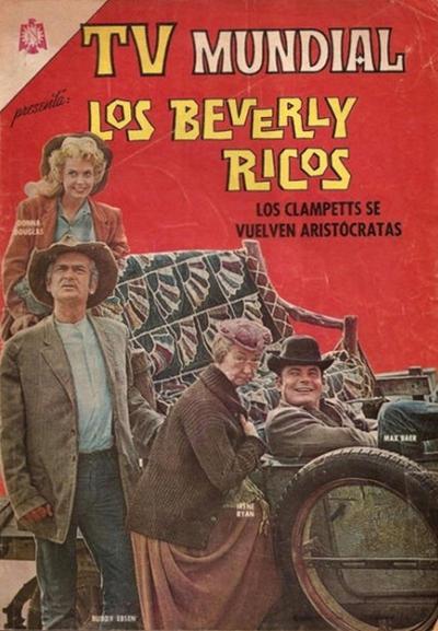 Cover for TV Mundial (Editorial Novaro, 1962 series) #67