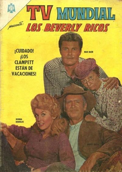 Cover for TV Mundial (Editorial Novaro, 1962 series) #71