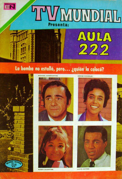 Cover for TV Mundial (Editorial Novaro, 1962 series) #210