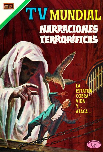 Cover for TV Mundial (Editorial Novaro, 1962 series) #187