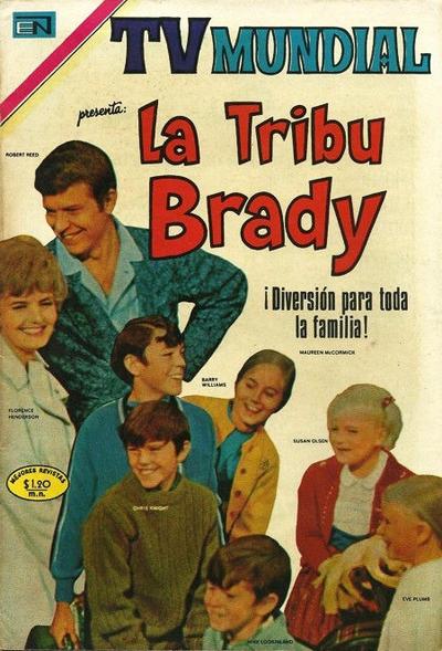 Cover for TV Mundial (Editorial Novaro, 1962 series) #198
