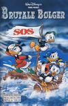 Cover for Donald Duck Tema pocket; Walt Disney's Tema pocket (Hjemmet / Egmont, 1997 series) #[65] - Brutale bølger