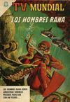 Cover for TV Mundial (Editorial Novaro, 1962 series) #58