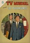 Cover for TV Mundial (Editorial Novaro, 1962 series) #38