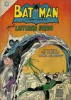 Cover for Batman (Editorial Novaro, 1954 series) #267