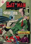 Cover for Batman (Editorial Novaro, 1954 series) #281