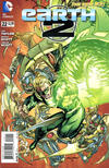 Cover for Earth 2 (DC, 2012 series) #22 [Direct Sales]