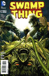 Cover for Swamp Thing (DC, 2011 series) #30