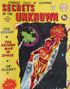 Cover for Secrets of the Unknown (Alan Class, 1962 series) #137
