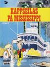 Cover Thumbnail for Lucky Luke (1977 series) #29 - Kappseilas på Mississippi [2. opplag]