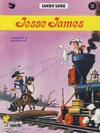 Cover Thumbnail for Lucky Luke (1977 series) #30 - Jesse James [2. opplag]