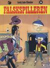 Cover Thumbnail for Lucky Luke (1977 series) #38 - Falskspilleren [2. opplag]