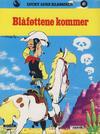 Cover Thumbnail for Lucky Luke (1977 series) #41 - Blåføttene kommer [2. opplag]