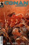 Cover for Conan the Barbarian (Dark Horse, 2012 series) #23 [110]