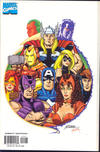 Cover for Avengers (Marvel, 1998 series) #12 [retailer incentive variant]