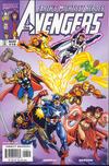 Cover for Avengers (Marvel, 1998 series) #16 [Variant B]