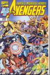 Cover for Avengers (Marvel, 1998 series) #12 [Dynamic Forces variant]