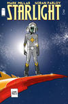 Cover for Starlight (Image, 2014 series) #2 [Goran Parlov Variant]