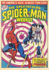 Cover for The Spectacular Spider-Man Weekly (Marvel UK, 1979 series) #370