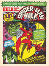 Cover for Spider-Man and Hulk Weekly (Marvel UK, 1980 series) #380