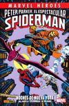 Cover for Marvel Héroes (Panini España, 2012 series) #52 - Peter Parker, El Espectacular Spiderman: Noches de Nueva York
