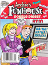 Cover for Archie's Funhouse Double Digest (Archie, 2014 series) #3 [Newsstand]