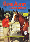 Cover for Gene Autry and Champion (World Distributors, 1956 series) #24