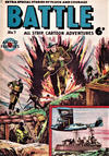 Cover for Battle (Mick Anglo Ltd., 1960 series) #7