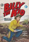 Cover for Billy the Kid Adventure Magazine (World Distributors, 1953 series) #4