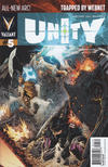 Cover for Unity (Valiant Entertainment, 2013 series) #5 [Cover C - Philip Tan]