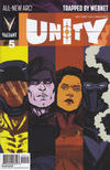 Cover for Unity (Valiant Entertainment, 2013 series) #5 [Cover E - Raúl Allén]