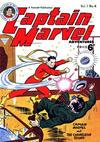 Cover for Captain Marvel [Captain Marvel Adventures] (L. Miller & Son, 1953 series) #v1#4