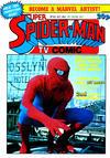 Cover for Super Spider-Man TV Comic (Marvel UK, 1981 series) #451