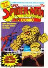 Cover for Super Spider-Man TV Comic (Marvel UK, 1981 series) #493