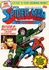 Cover for Super Spider-Man TV Comic (Marvel UK, 1981 series) #498
