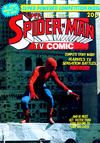 Cover for Super Spider-Man TV Comic (Marvel UK, 1981 series) #455