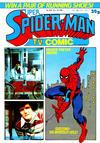Cover for Super Spider-Man TV Comic (Marvel UK, 1981 series) #460