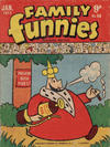 Cover for Family Funnies (Associated Newspapers, 1953 series) #24