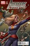 Cover Thumbnail for Avengers Assemble (2012 series) #17 [Amanda Conner Variant]
