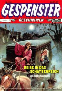 Cover Thumbnail for Gespenster Geschichten (Bastei Verlag, 1974 series) #138