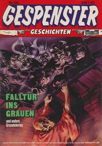 Cover Thumbnail for Gespenster Geschichten (Bastei Verlag, 1974 series) #139