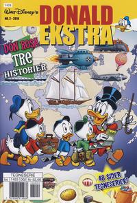 Cover Thumbnail for Donald ekstra (Hjemmet / Egmont, 2011 series) #2/2014