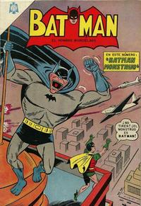 Cover Thumbnail for Batman (Editorial Novaro, 1954 series) #235