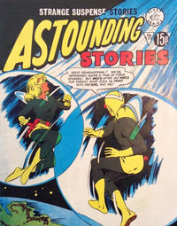 Cover Thumbnail for Astounding Stories (Alan Class, 1966 series) #130