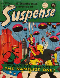 Cover Thumbnail for Amazing Stories of Suspense (Alan Class, 1963 series) #231