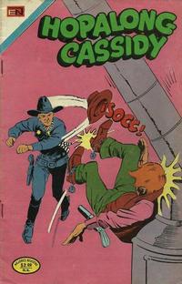 Cover Thumbnail for Hopalong Cassidy (Editorial Novaro, 1952 series) #241